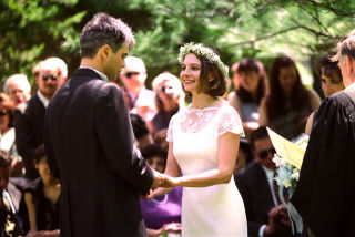 Ceremony smile