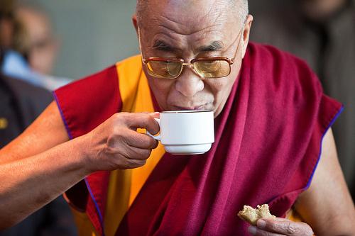 Dalai lama tea