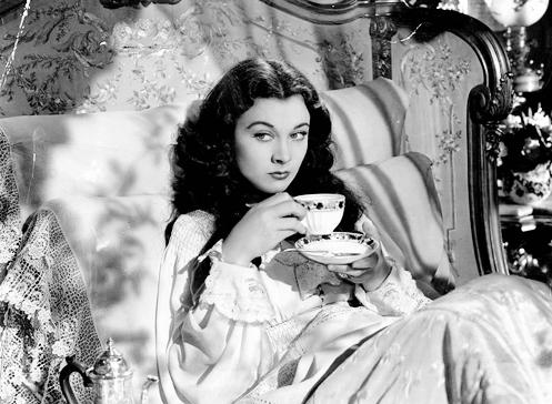 Scarlet ohara tea